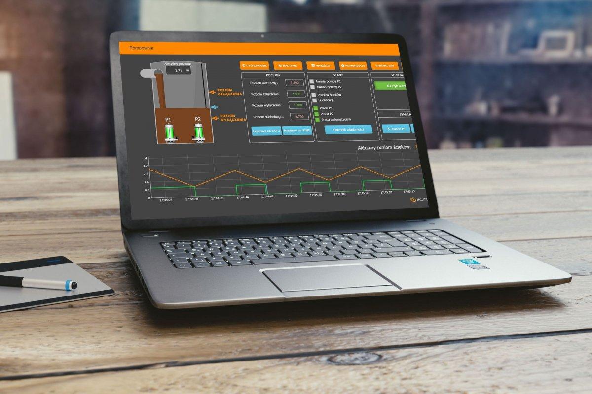 WebHMI - SCADA w przeglądarce w niskiej cenie