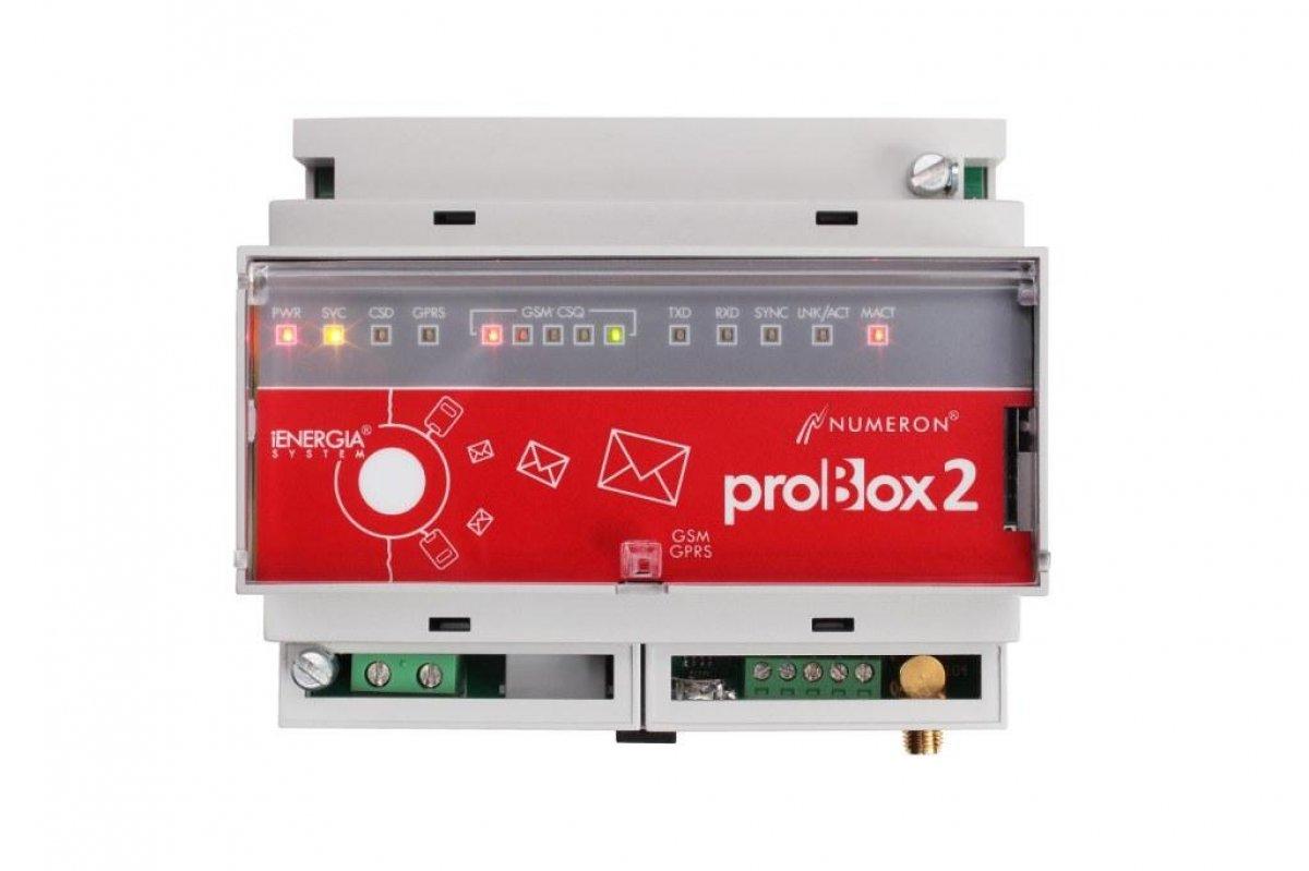 Serwer odczytu liczników, konwerter Serial-Ethernet, transmiter GSM-GPRS-3G, konwerter IEC/DLMS-Modbus, serwer IoT
