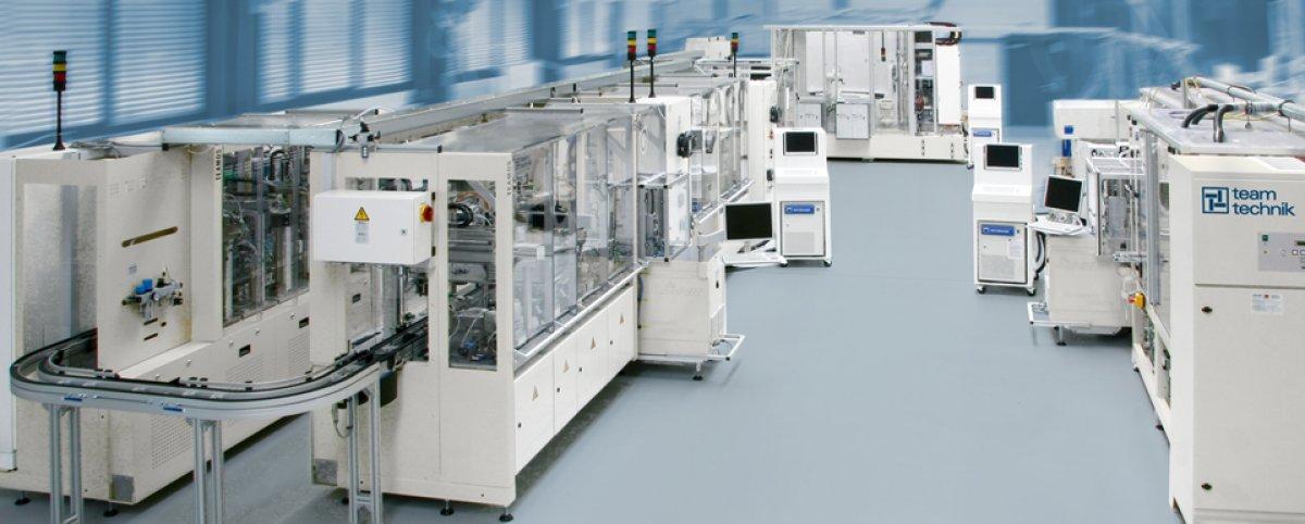 Monter elektryk maszyn montażowych i testujących