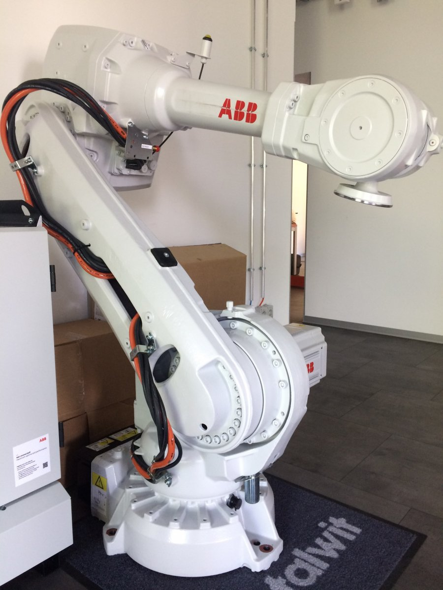 Robot ABB IRB4600-60/2.05 (nowy)