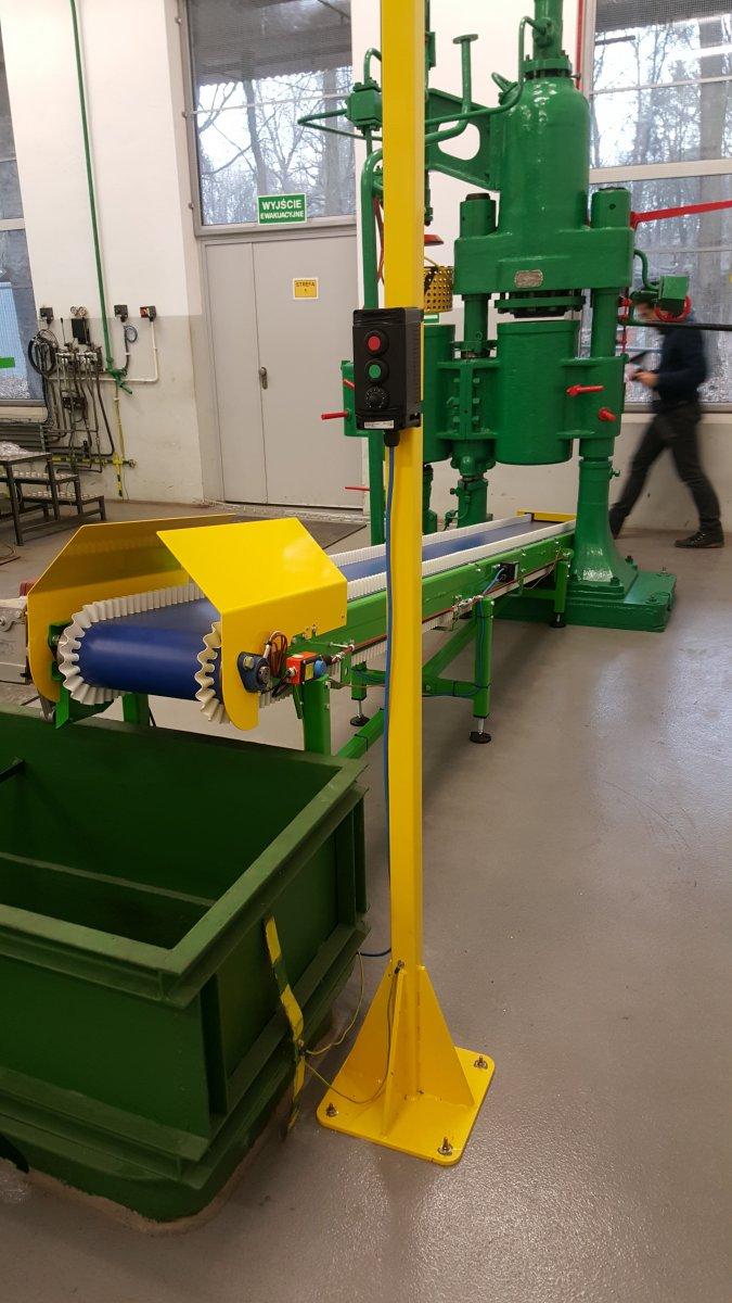 PLC HMI COBOT ROBOT SCADA UNIVERSAL BEZPIECZEŃSTWO