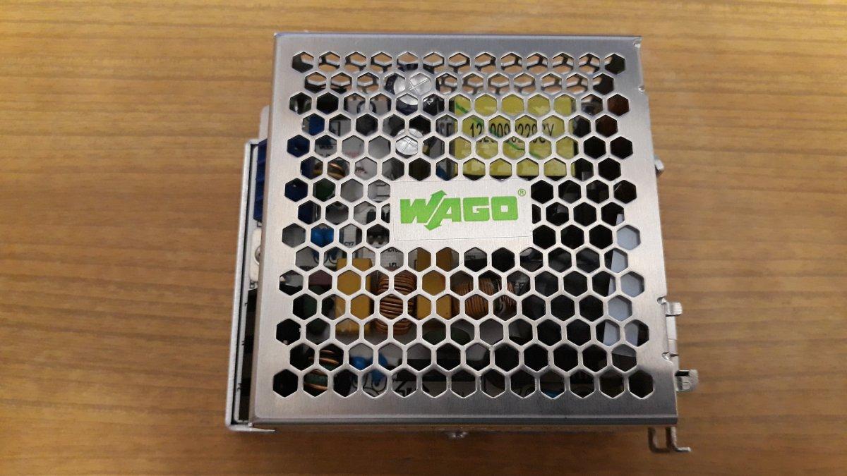 WAGO zasilacz na szynę DIN 787-1712, 24 V/2.5 A, 60 W