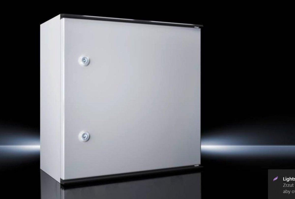 Rittal - Obudowy sterownicze Kompakt - poproś o ofertę