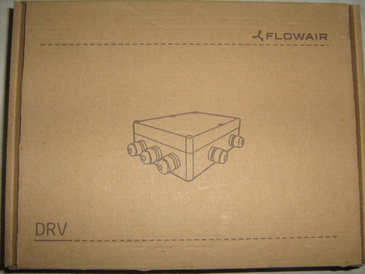 Moduł DRV-Elis do kurtyn powietrznych Flowair