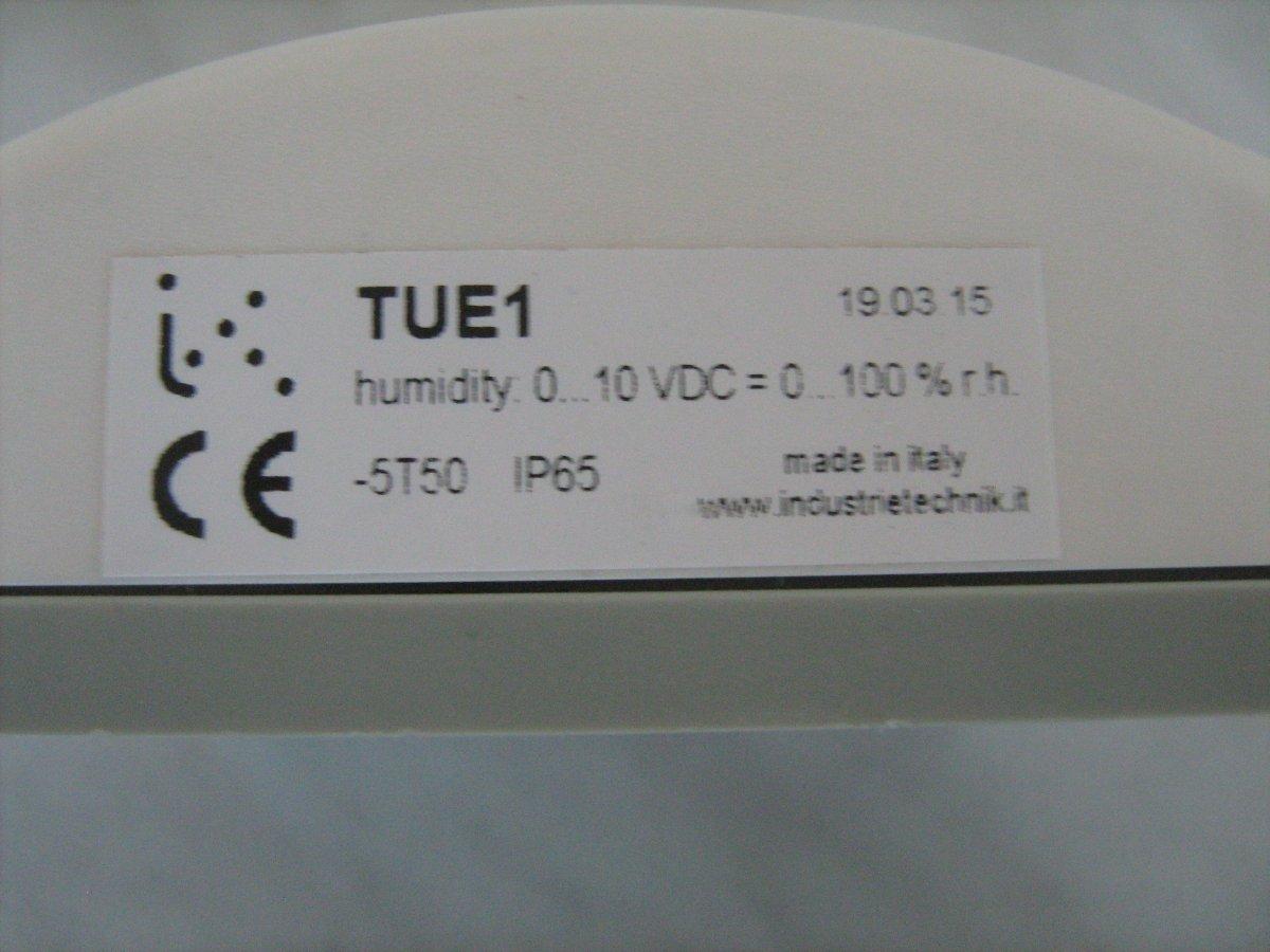 Przetwornik wilgotności TUE1