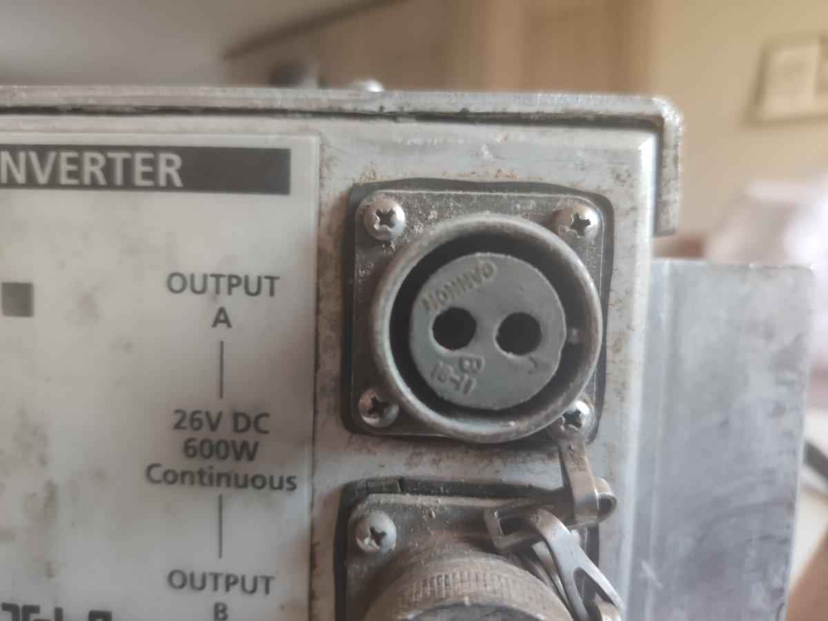 Wojskowy zasilacz 26V 600W Teleflex PC100 PANCERNY