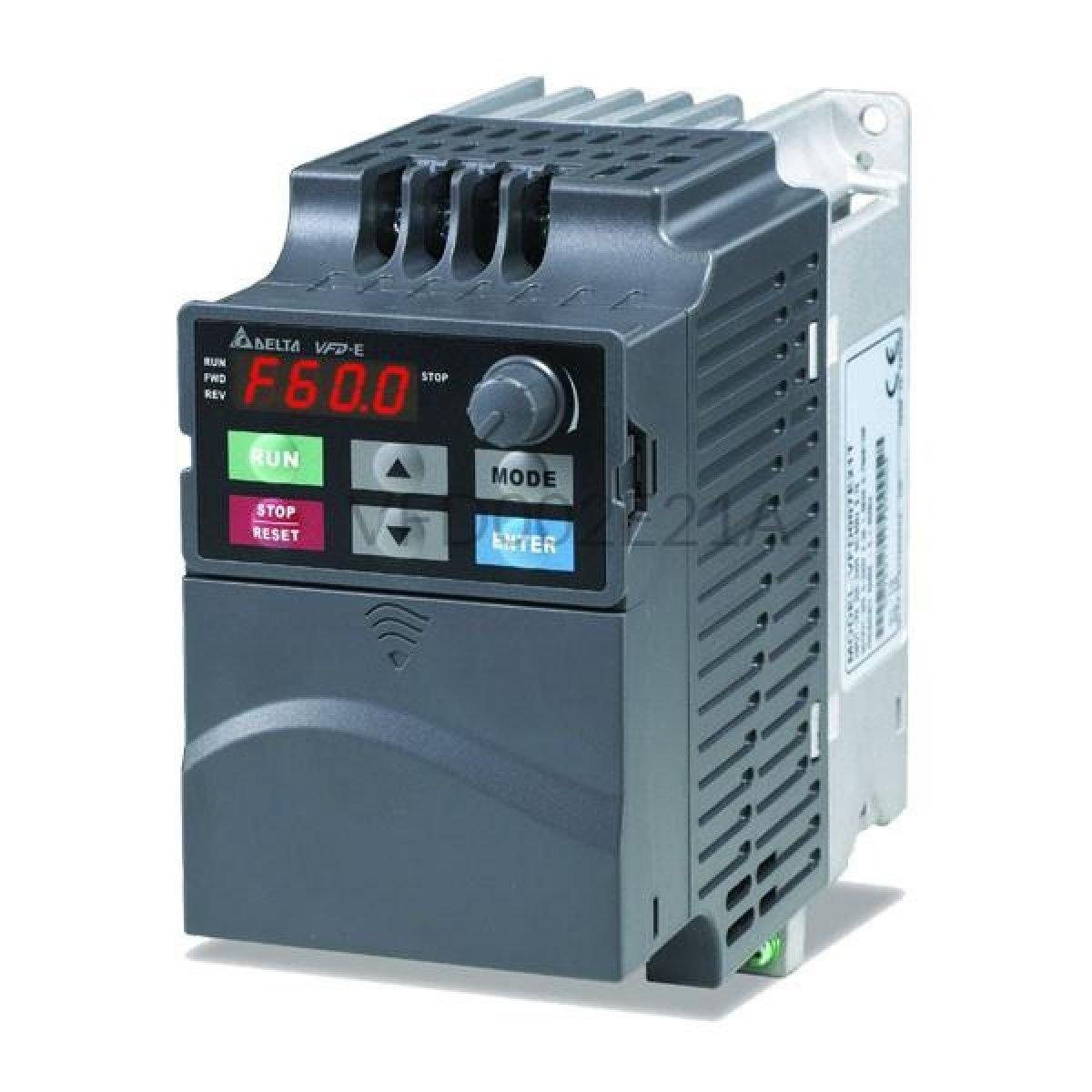 Falownik 0,2kW 230VAC Delta Electronics VFD002E21A