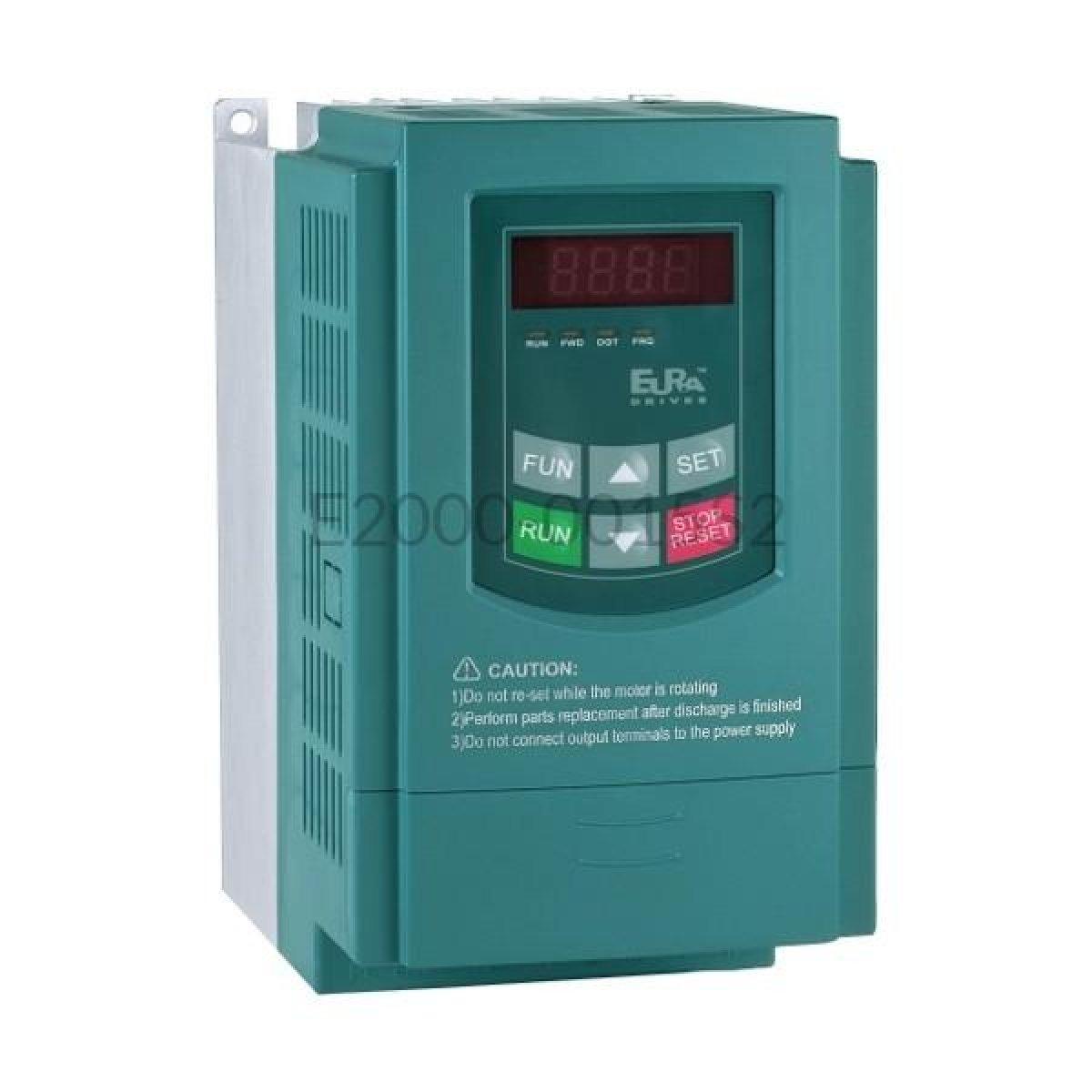 Falownik wektorowy 1,5kW 230 VAC Eura Drives E2000-0015S2