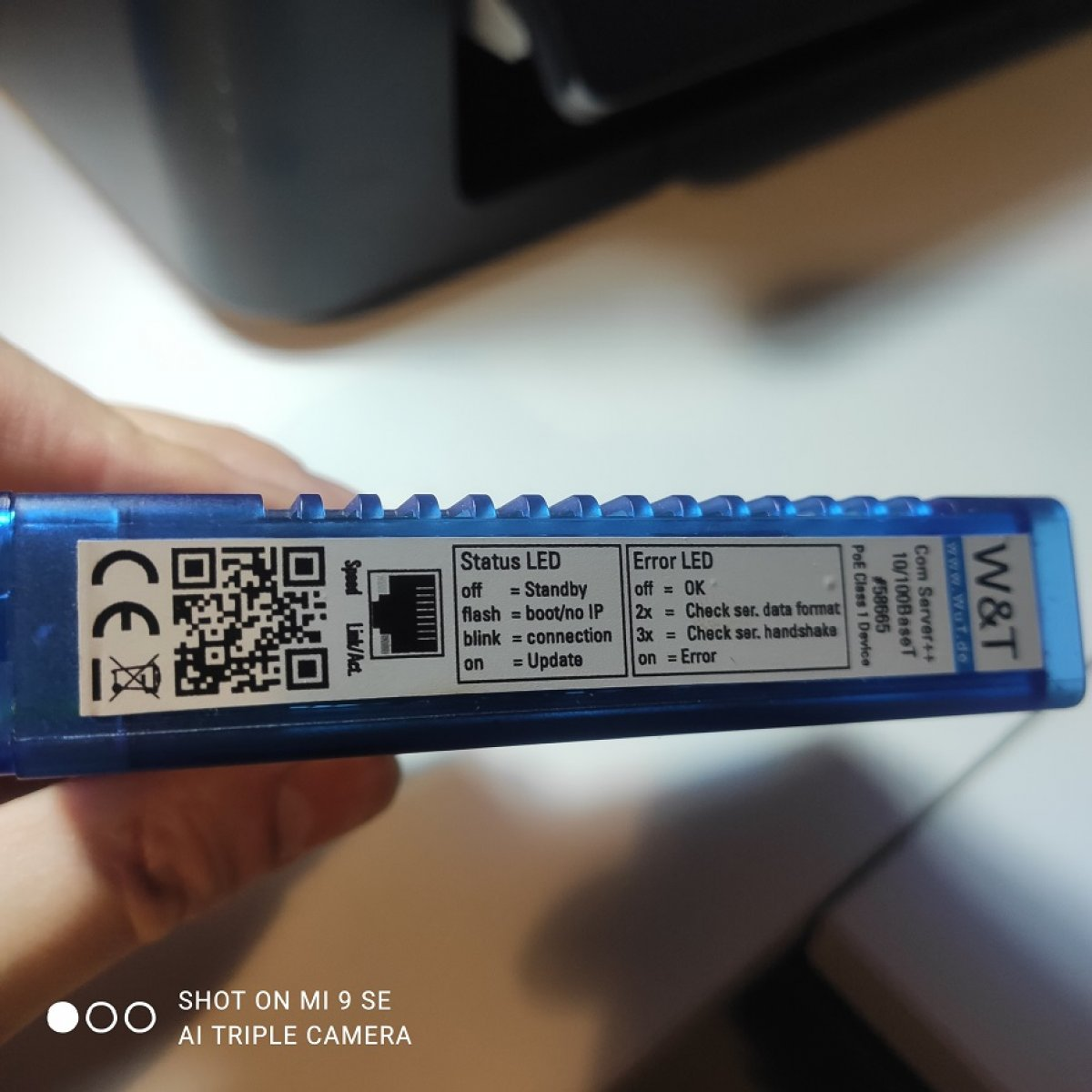konwerter sygnału Com-Server++