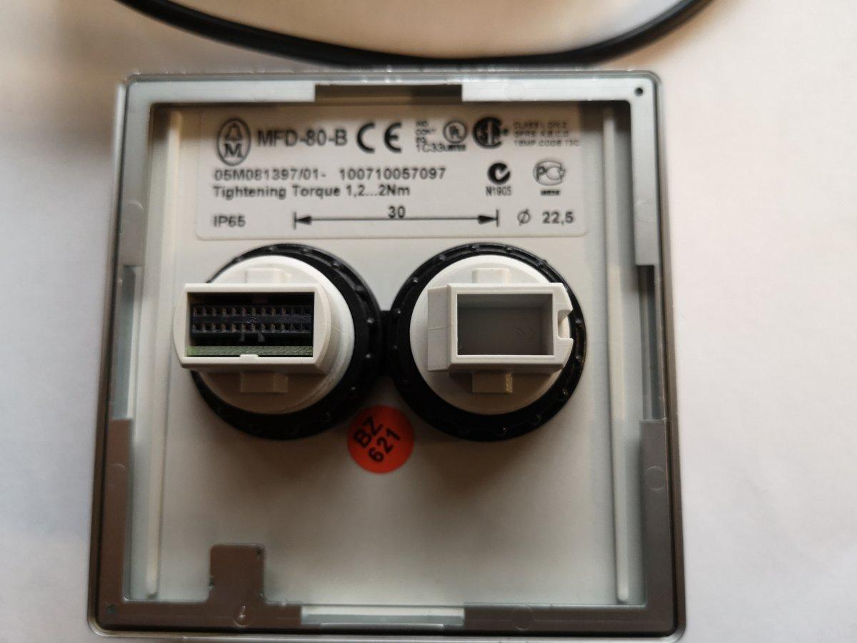 Przekaźnik programowalny Moeller Easy 819-DC-RCX + wyświtlacz + inne