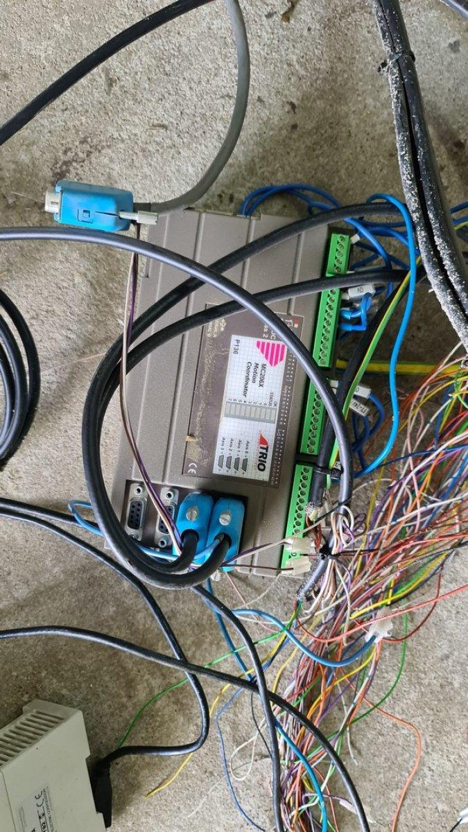 Kontroler ruchu TRIO MC206X