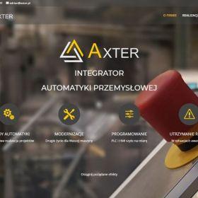 Strony Internetowe dla firm z branży automatyki i robotyki