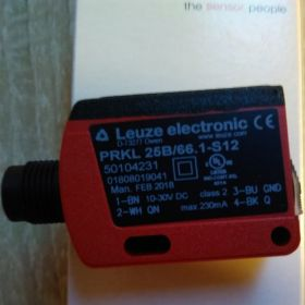 Fotokomórka Leuze Electronic PRKL 25B/66.1-S12