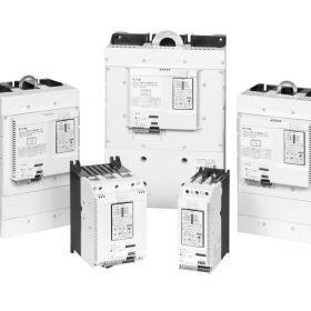 Softstarty S801+ S811+ EATON (18,5 kW - 450 kW), softstarter, softstart, miękki rozruch.