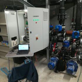 Projektowanie Prefabrykacja Rozdzielnic Elektrycznych, programowanie sterowników PLC, systemy BMS, wizualizacje SCADA, komunikacja urządzeń, pomiary