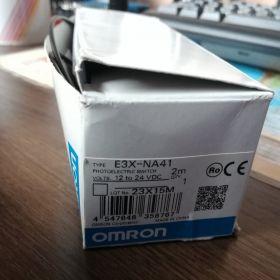 Czujnik światłowodowy OMRON E3X-NA41