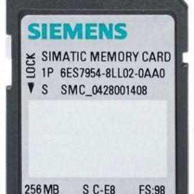 SIEMENS S7-1200/1500 MMC 256MB 6ES7954-8LL02-0AA0