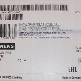 Szyna Siemens S7-300 6ES7390-1AE80-0AA0