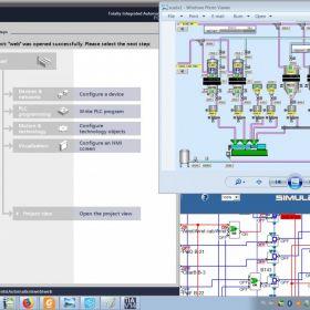 Automatyka przemysłowa - modernizacja sterowania
