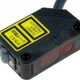 Czujnik laserowy Omron E3Z LL81 2m