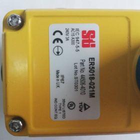 Wyłącznik linkowy ER5018-021M aluminiowy 2NC 1NO ER5018-021M