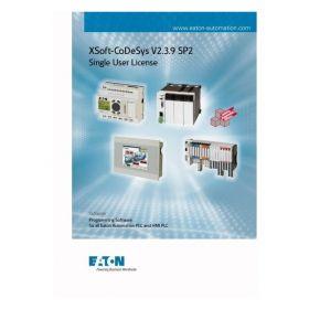CoDeSys-2 jednostanowiskowa lic. na oprogr. narzędziowe , Typ: SW-XSOFT-CODESYS-2-S 142582 EATON