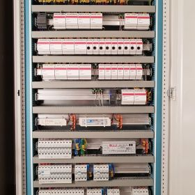 Inteligentny Dom / Smart Home - KNX, Grenton, montaz instalacji inteligentnych