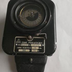 Zegar sterujący Ganz ; Gkm 0.5/1