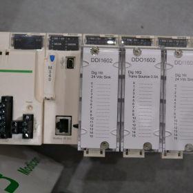 Sterownik PLC Modicon M340 / Procesor 340-10 Modbus / Fabrycznie nowe ?