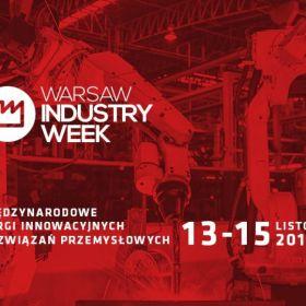 Targi Warsaw Industry Week - Zarejestruj się już dziś!