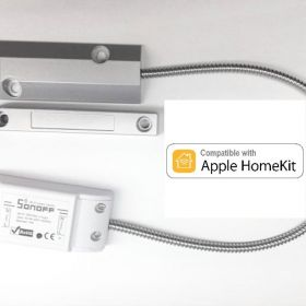 Sonoff Bramowy Apple HomeKit + kontaktron WiFi
