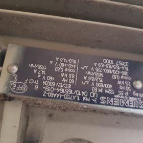 Siemens 7.5 Kw