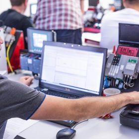Szkolenie z programowania sterowników logicznych siemens SIMATIC S7-1200 w TIAPORTAL - kurs podstawowywy