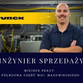 Inżynier Sprzedaży Automatyki Przemysłowej