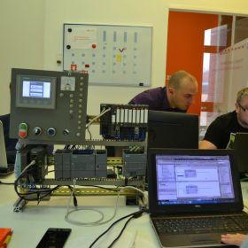Programowanie - LAD - Kurs podstawowy SIMATIC S7-1200