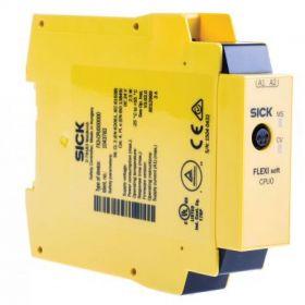 SICK sterownik bezpieczeństwa FX3 Flexi Soft FX3-CPU000000