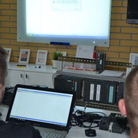 Programowanie - LAD - Kurs podstawowy SIMATIC S7-300