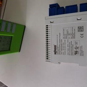 elektroniczny wyłącznik nadprądowy ECB 4-CH 24 V DC