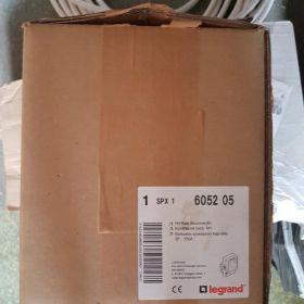 Rozłącznik bezpiecznikowy 3P 250A NH1 NH SPX 605205