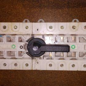 Socomec VM1, rozłącznik z widoczną przerwą