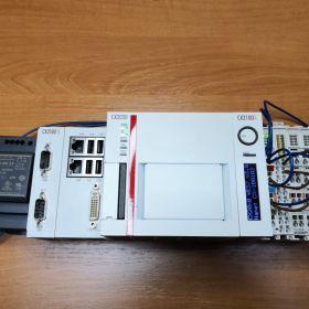 Sterownik PLC,PC, IPC Beckhoff CX2030+CFast8GB+ moduły