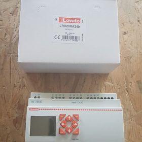 Sterownik programowalny, 12 wej. 8 wyj. 100-240V AC, LRD20RA240
