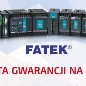 Szkolenie: Programowanie sterowników PLC FATEK - poziom zaawansowany