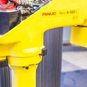 Programowanie online robotów Przemysłowych FANUC - kurs podstawowy