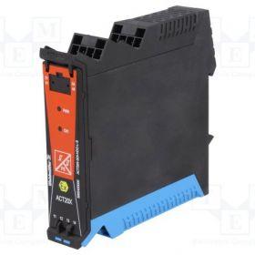 Przetwornik sygnałów analogowych WEIDMULLER ACT20X-2HAI-2SAO-S strefa EX