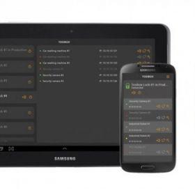 TOSIBOX licencja na klient mobilny - zdalny dostęp do maszyn
