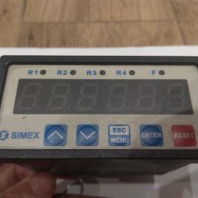 Uniwersalny tablicowy licznik impulsów Simex SLIK-94