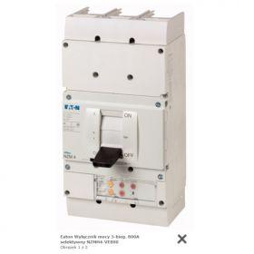 EATON Wyłącznik mocy 3p. 800A selektywny NZMH4-VE800