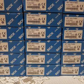 Czujniki optyczne odbiciowe SICK WT160-F480, WT24-2B410, WT23L-F430