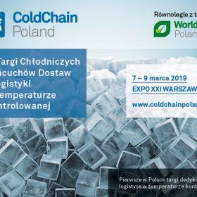 III Targi Chłodniczych Łańcuchów Dostaw i Logistyki w Temperaturze Kontrolowanej